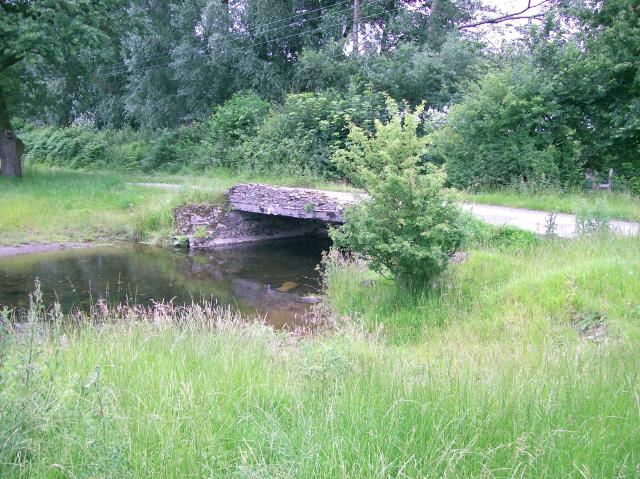 Bridge Over Afon Dulas