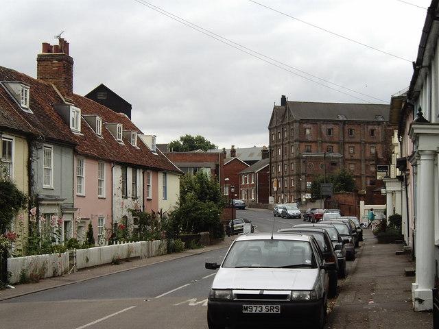 High Street, Mistley