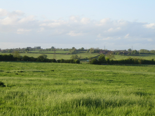 Farmland, Claydon Hill, near Padbury