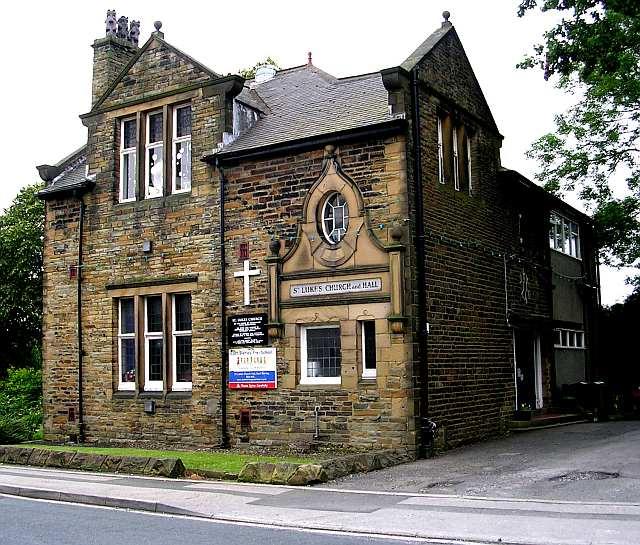 St Luke's Church & Hall - South View Road