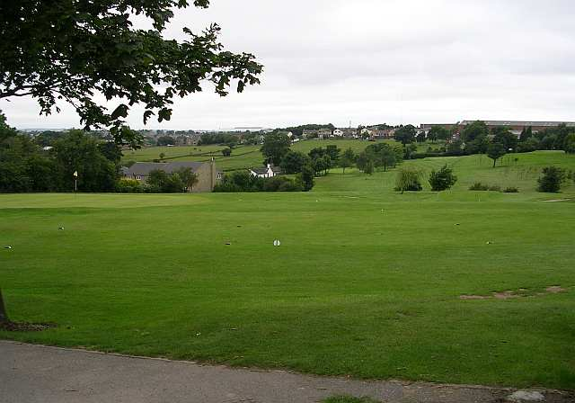 East Bierley Golf Course - South View Road