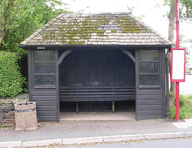 Bus Shelter - South View Road
