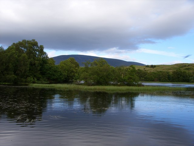 Glenamour Loch