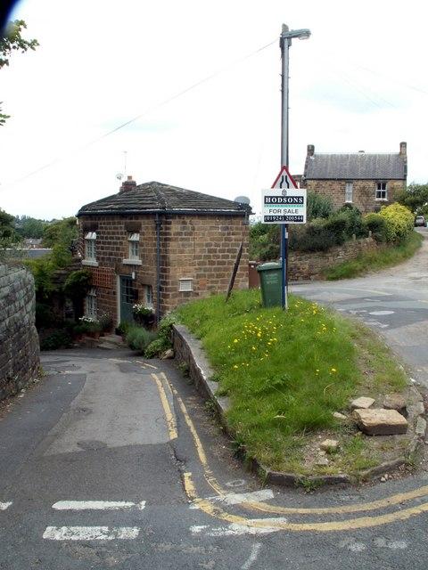 Hill Road Newmillerdam