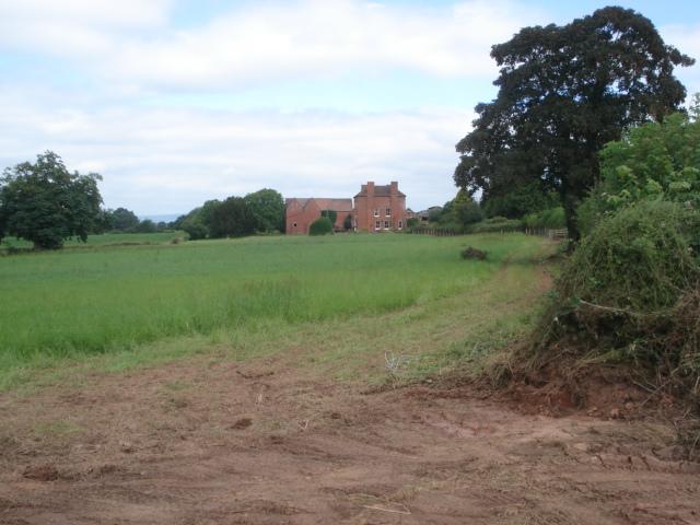 Underley Farmhouse
