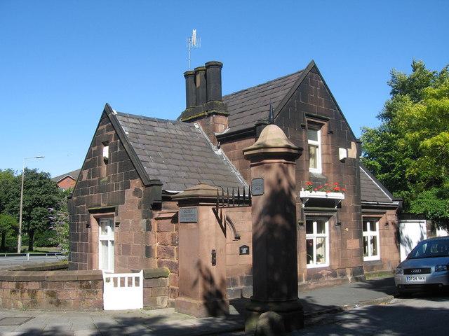 Aigburth Lodge, Fulwood Park
