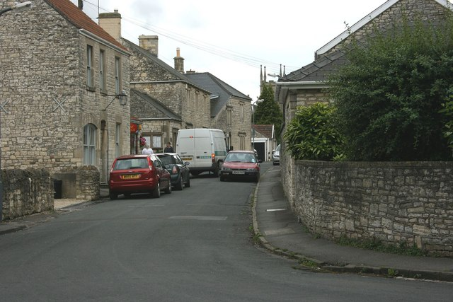 2007 : High Street, Timsbury