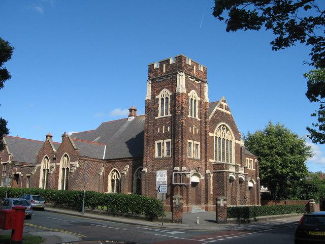 Aigburth Methodist Church
