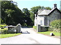 SX1762 : East Lodge to the Boconnoc Estate by Jonathan Billinger