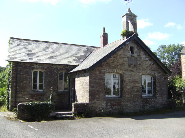 Old primary school, St Pinnock