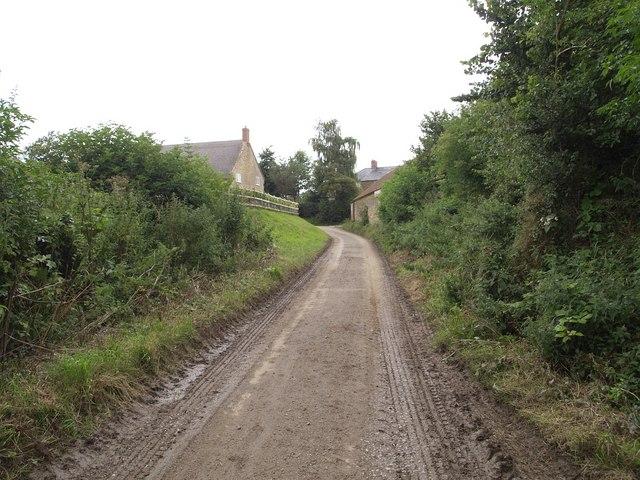 Approaching Allowenshay