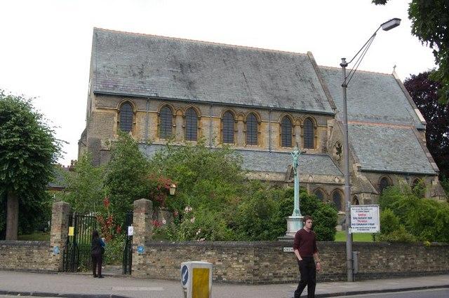 St Giles' Church, Chesterton Lane