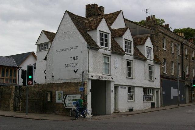 Folk Museum, Northampton Street