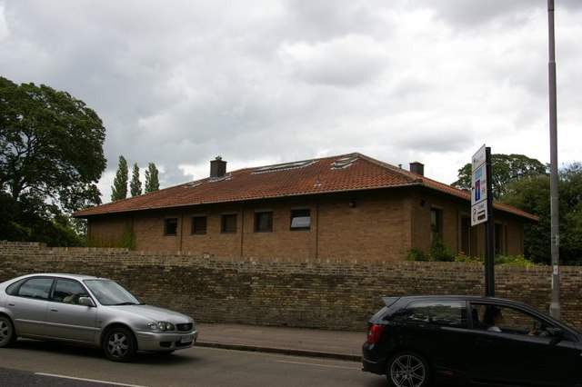 Magdalene College Master's Lodge, Chesterton Road