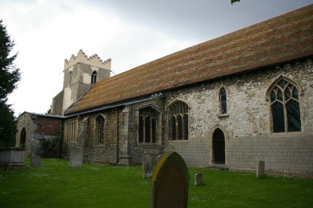 St Peter's Church, Horningsea
