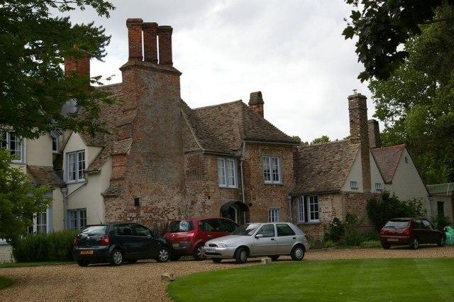 Farmhouse, Grantchester