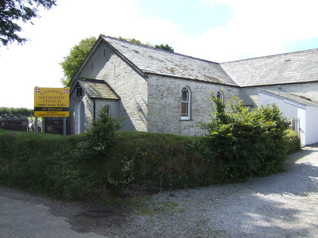 Connon Methodist Church