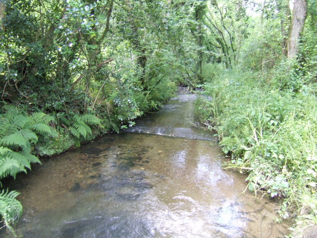 Trebant Water - downstream
