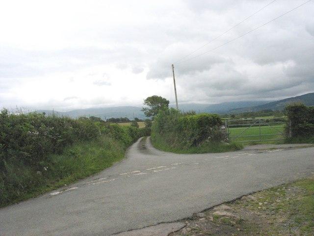 Brithdir crossroads