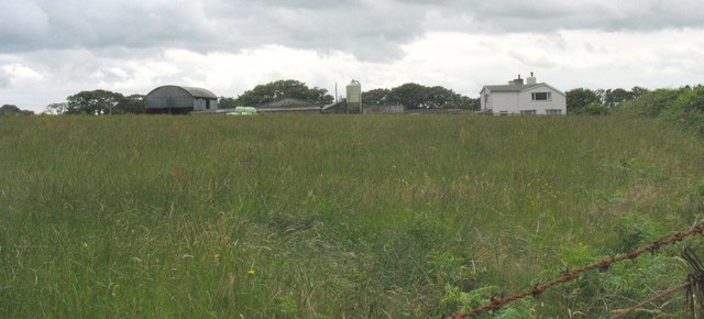Hafodal Newydd Farm