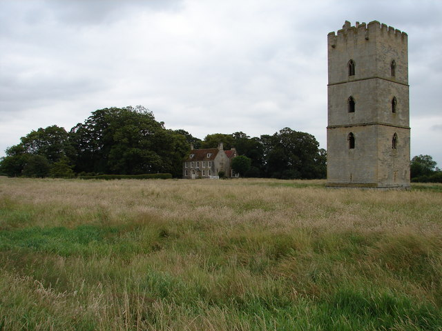 South Kyme Manor House and Tower