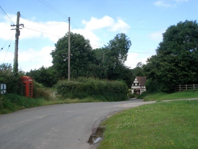 Thornbury village centre