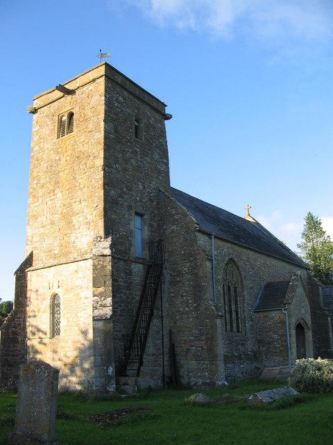 St. Mary and St. John, Lamyatt