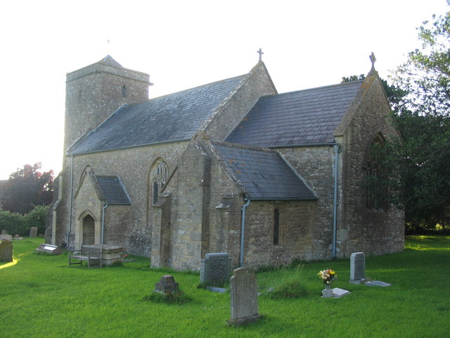 The church of St. Mary and St. John, Lamyatt