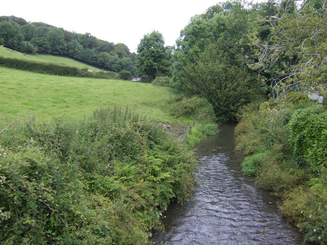 River Lerryn at Crouch's Mill