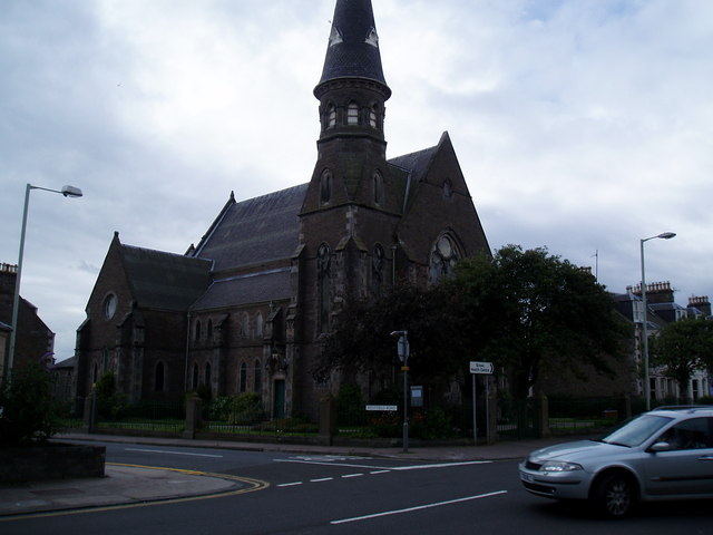 St Stephen's and West, Broughty Ferry