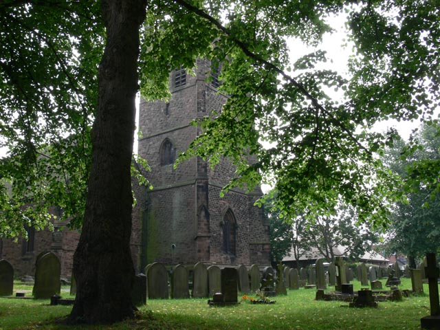 St Thomas' Church, Stockton Heath