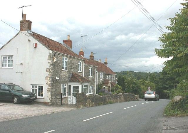 2007: Camerton Road, nr Meadgate