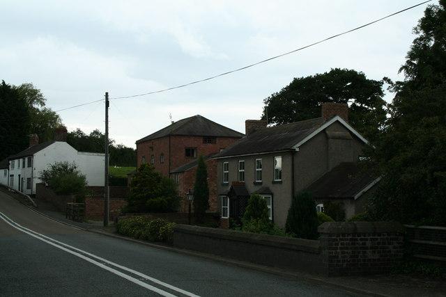 Halghton Mill Hamlet.