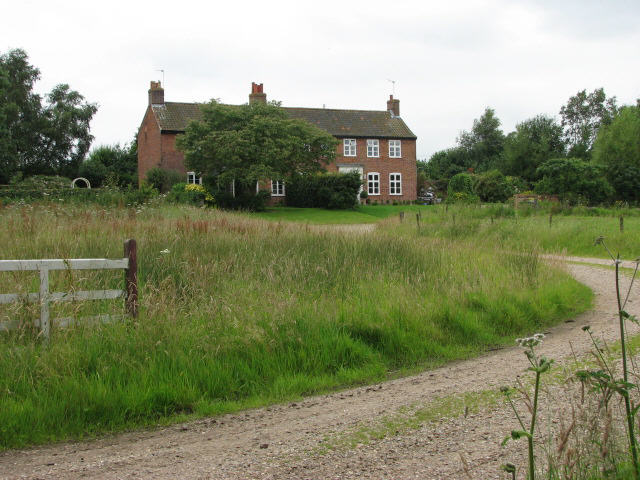 House on Whitwell Road