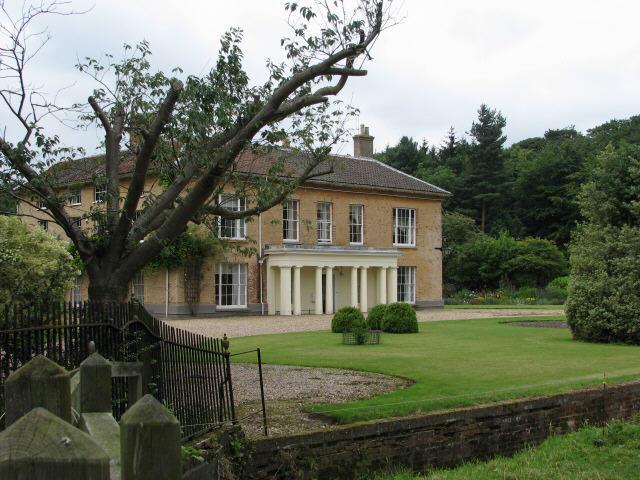 Hackford Hall