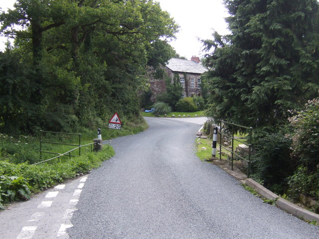 Bridge at Little Kirland