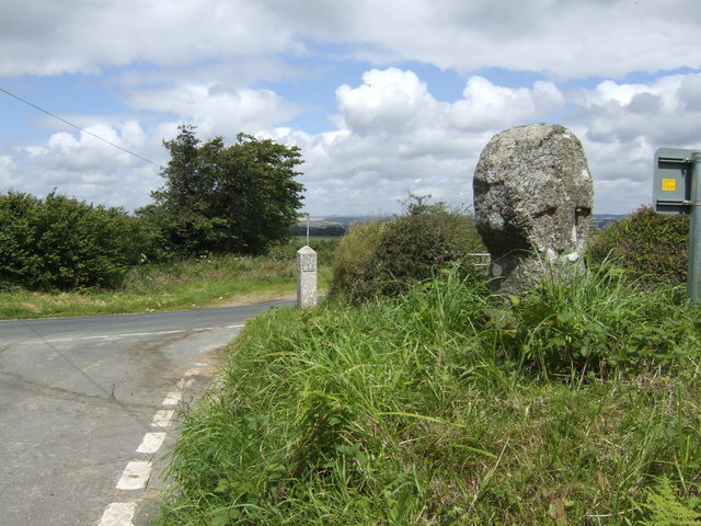 Stones at Reperry Cross