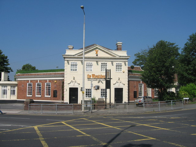 The Wheatsheaf, Huyton
