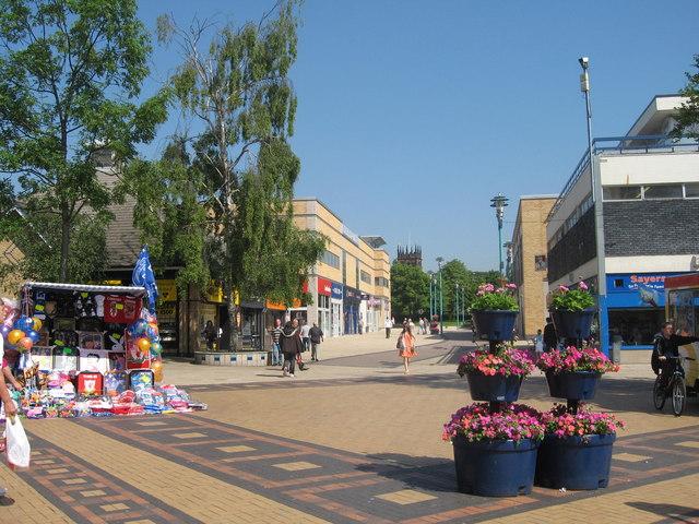 Huyton Village - New Retail Establishments