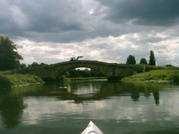 Tyringham Bridge