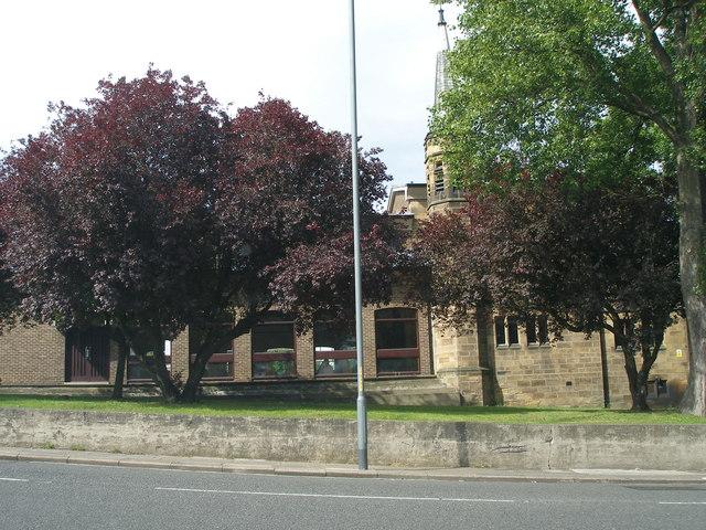 Methodist Church at Newtown