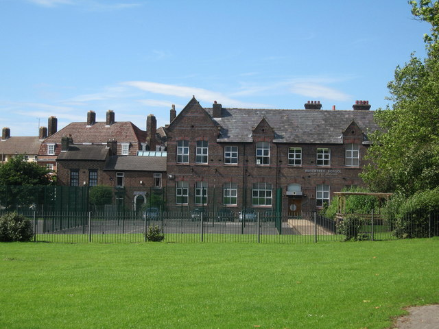 Wavertree School, Prince Alfred Road