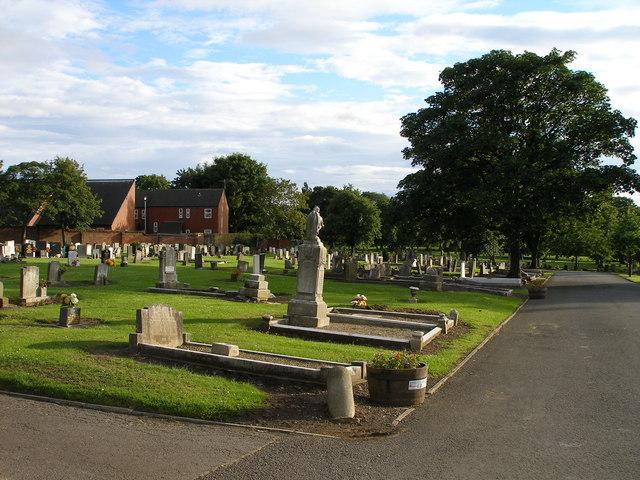 Cemetery at Oxbridge