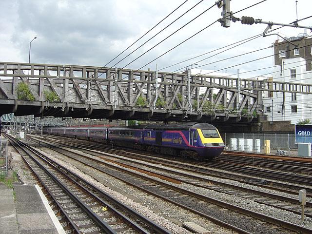 Approach to Paddington