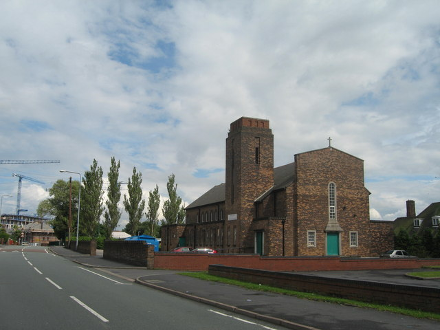 St Luke's the Evangelist, Prescot