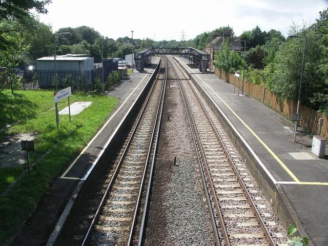Hinton Admiral Station