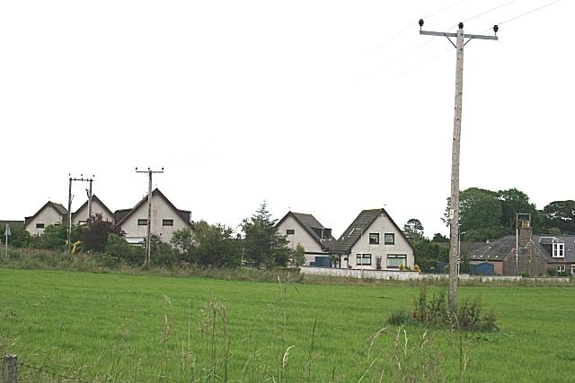 Ecclesgreig Road