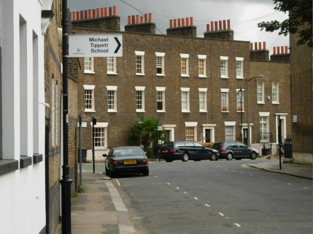 Bishop's Terrace, Lambeth