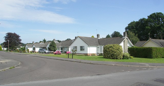 Bungalows on Talbot Drive