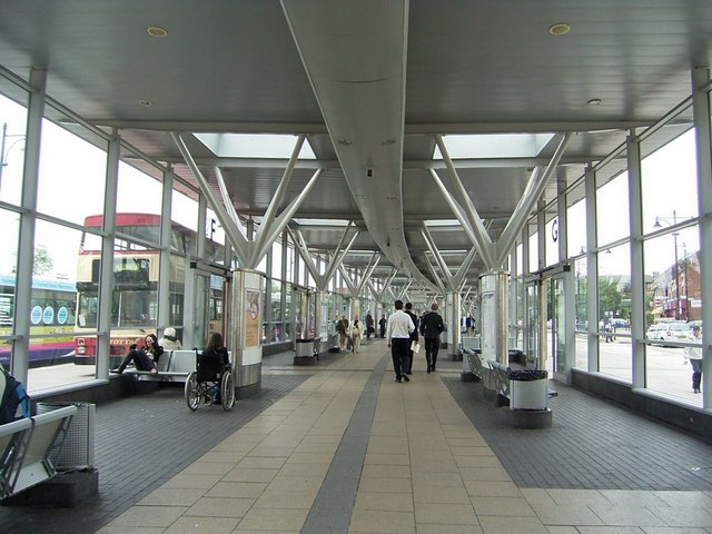 Oldham Bus Station